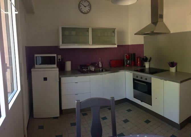 Appartement T1 proche centre ville - Lons-le-Saunier