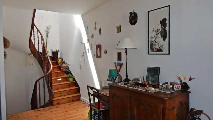 Chambre double Maison de Caractère
