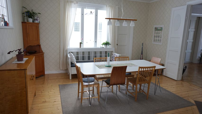 Holiday home in the heart of Falun