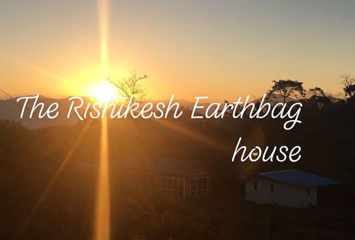 The Rishikesh Earthbag House