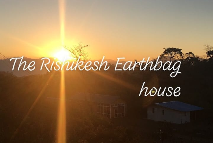 The Rishikesh Earthbag House