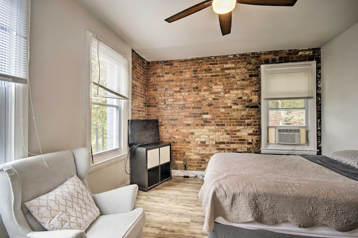 NEW-Cozy Baltimore Apt-1Mi to Johns Hopkins Campus