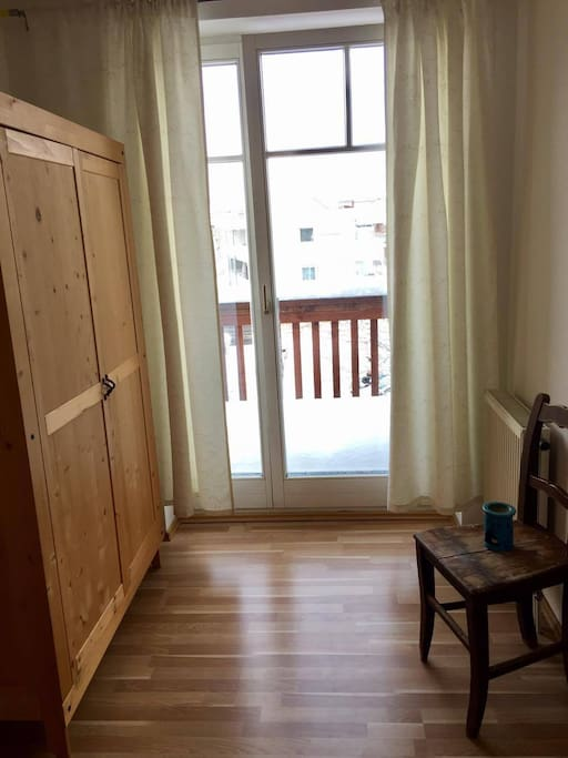 Balkon - Schlafzimmer