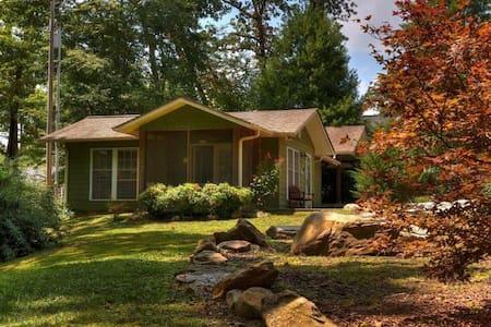Blue Ridge Lake Cottage - Blue Ridge