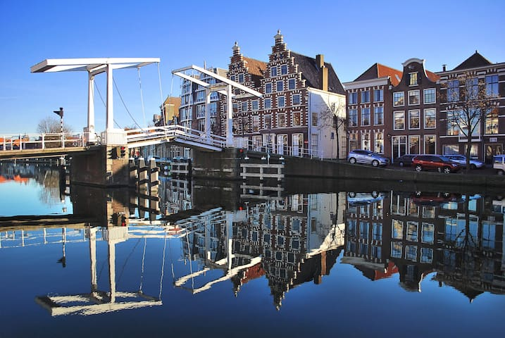 15 minutes to Amsterdam, beaches, centre Haarlem