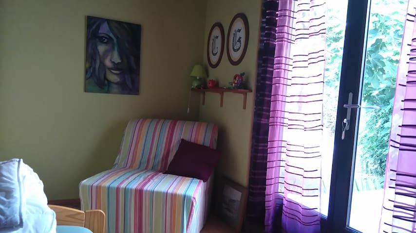 fauteuil canapé BZ pour deuxième lit