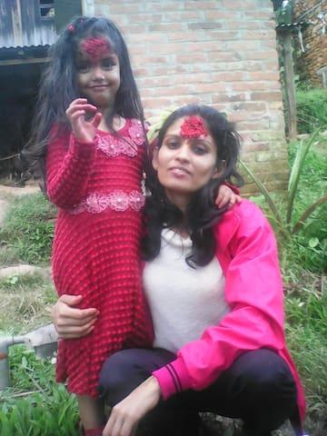 govinda & harikala's space in kathmandu - Kathmandu - Haus