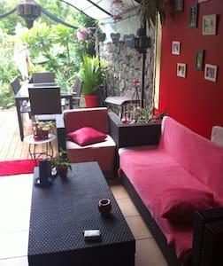 appartement cosy et chaleureux - Társasház
