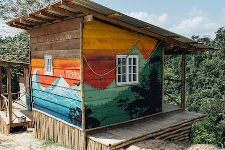 "Cabana ""Tierra"", Private room."