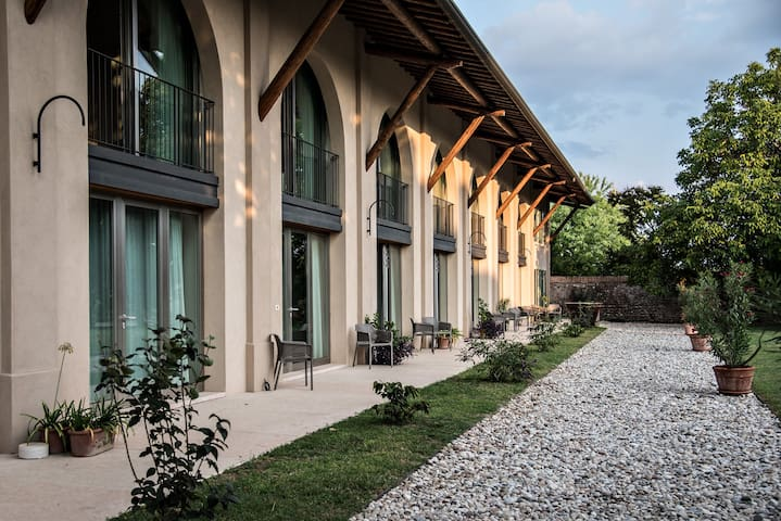 Agriturimo Corte Ruffoni - Zevio-santa Maria - Wohnung