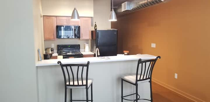 Midtown NEW 1 Bed 1 Bath ✶ Near Cleveland Clinic