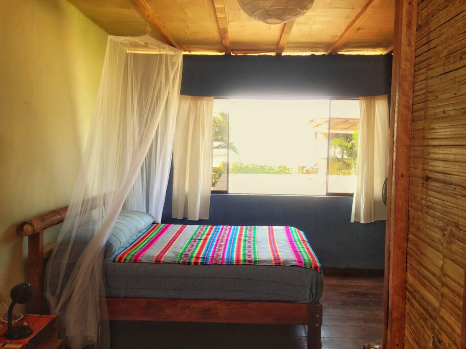 Habitacion Matrimonial con vista al Mar / Matrimonial Room with sea view