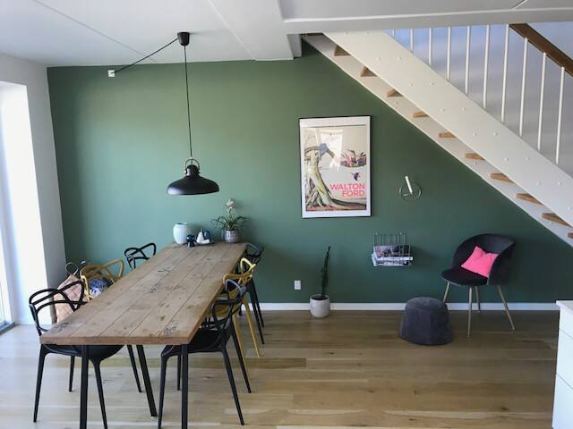 Brandnew apartment in Copenhagen