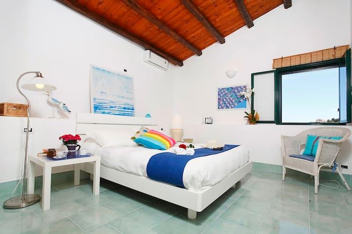 Casa azzurra +  automobile gratuita - Alcamo - Flat