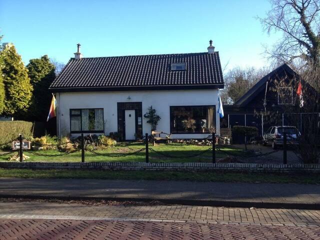 Wandelen in Zeeland - Burgh-Haamstede - Bed & Breakfast