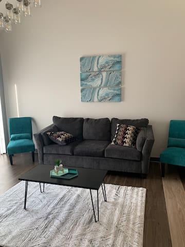 Huge 3 bedroom Loft apartment Downtown Springfield