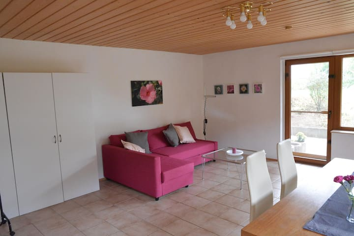 Ruhiges Appartement in Lengfeld