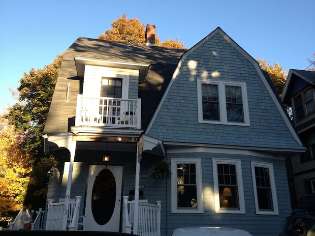 Canterbury Cottage - Bar Harbor - Bed & Breakfast