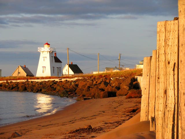 Harbour Light Haven - North Rustico - Cabana