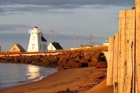 Harbour Light Haven - North Rustico - Cabaña