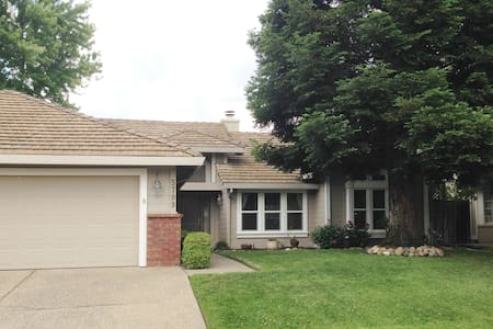 Convenient Quiet Neighborhood - Rocklin