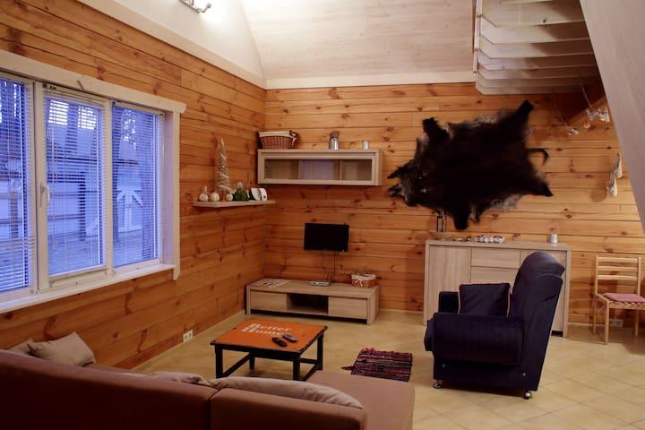 Домик на природе - Hotel ekologiczny