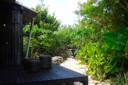プライベートビーチ直結の一棟まるごと貸切「MAE-HIDA」 - Amami-shi - 獨棟