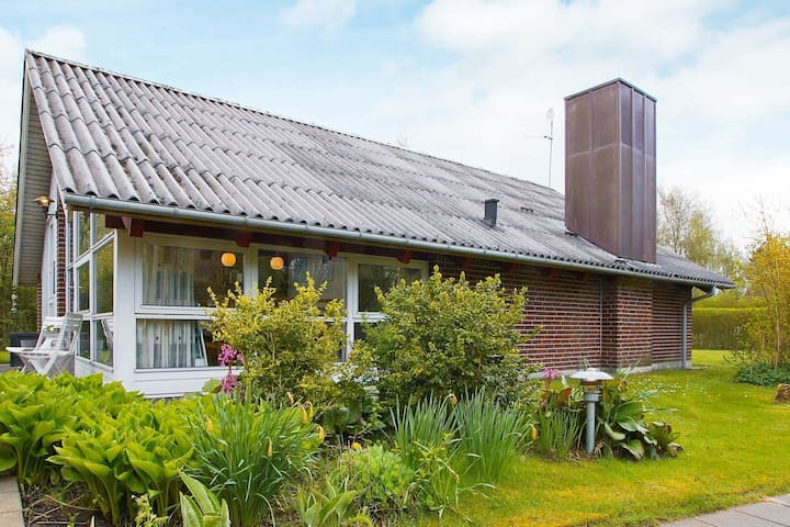 Boutique Holiday Home in Jutland with Sauna