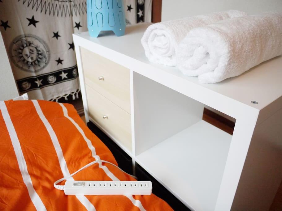 A little drawer
