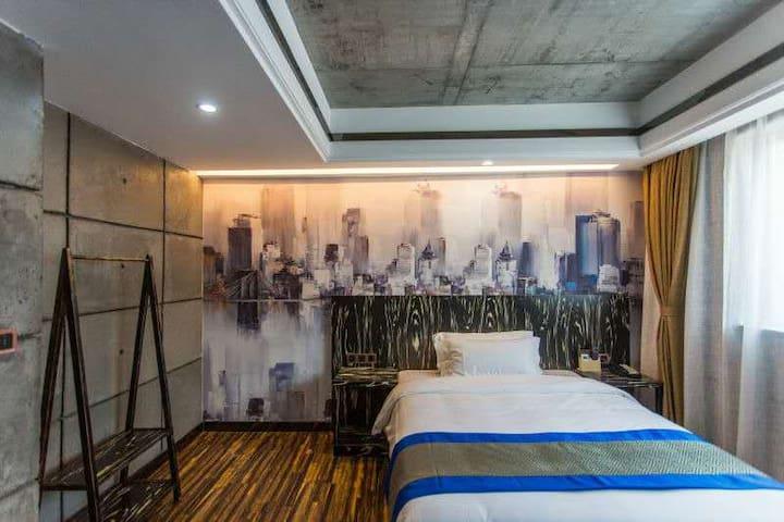 Mr.F精品酒店 - Zhangjiajie Shi - Boutique-hotell