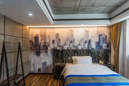 Mr.F精品酒店 - Zhangjiajie Shi - Appartement