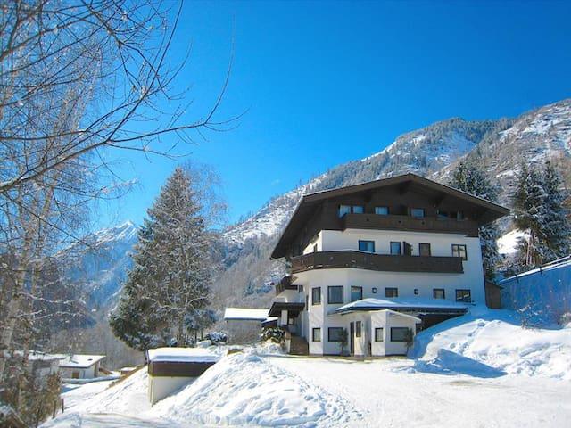 Haus Kitzsteinhorn 8 - beautiful apartment, sunny terrace with panorama view