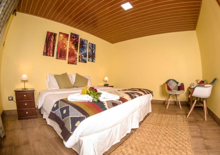 La Casa del Molino Blanco Suite Double Room