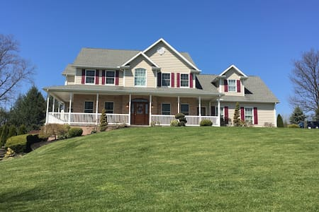 4,600 Sq Ft Majestic Colonial Home - Douglassville
