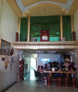 Close to Phnom Penh inter Airport comfort Stay