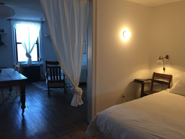 Peaceful 2 Room Studio in Red Hook - Brooklyn - Apartament