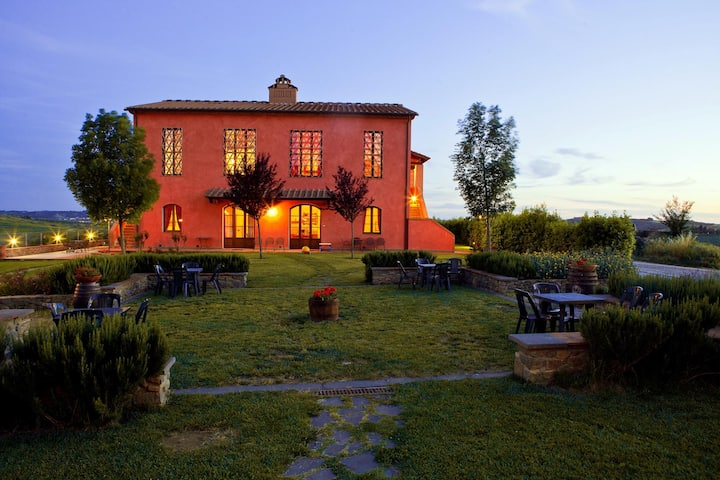 Farmhouse: Florence and Montecatini