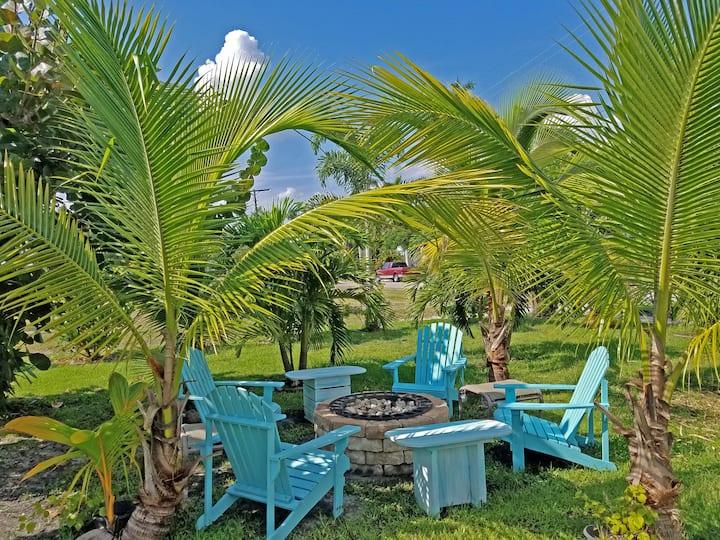 Historic Area Punta Gorda Cottage- Side A