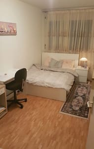 Pretty  et cosy room fully furnished - Lancy - Квартира