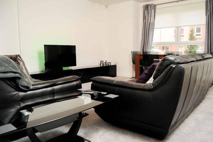 Luxury Emirates Arena & Celtic Stadium Apartment