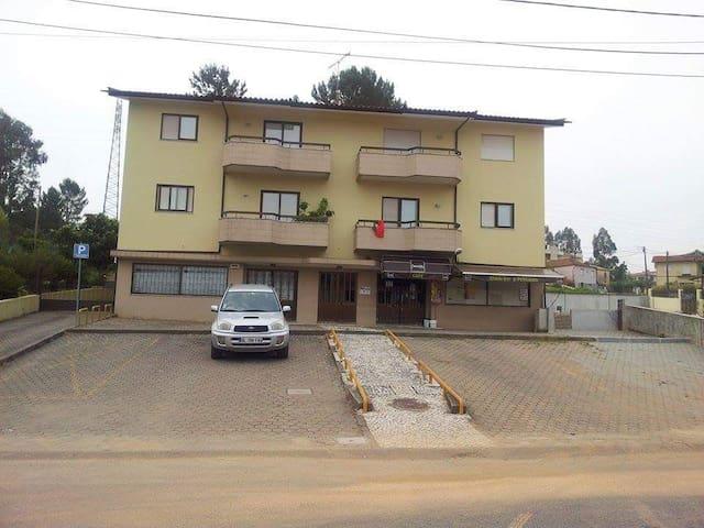Appartement libre toute l'année Cucujaes - Aveiro - Apartament