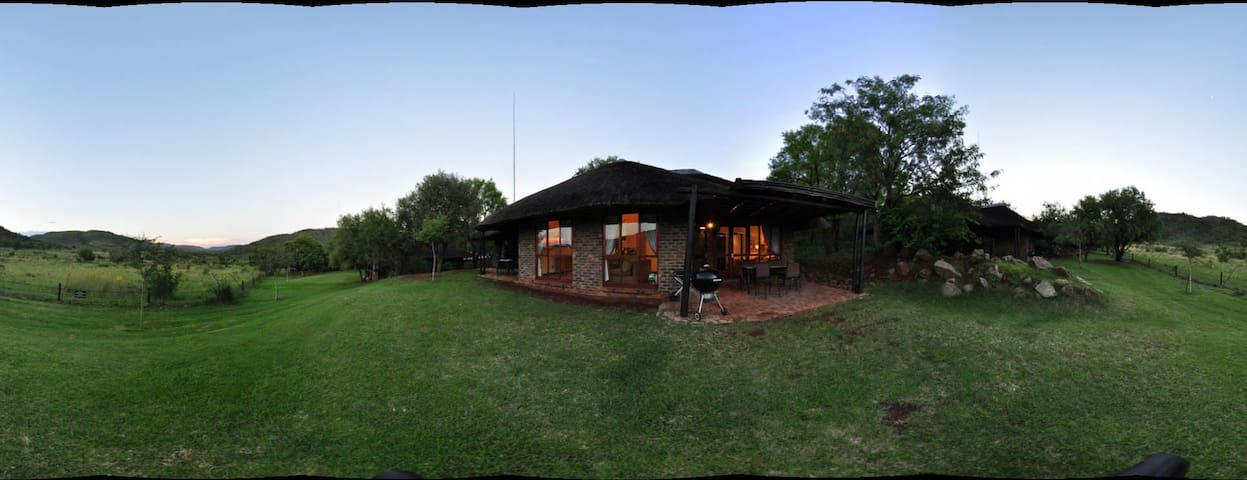 Bakubung BushLodge near Sun City Valley of Waves 4