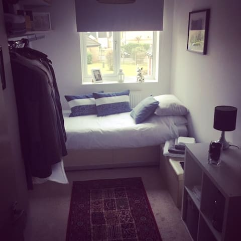 A single room in a very chilled flat - Hitchin - Apartment