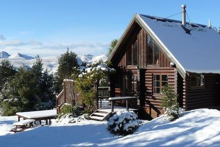 The Log Cabin Mt Lyford