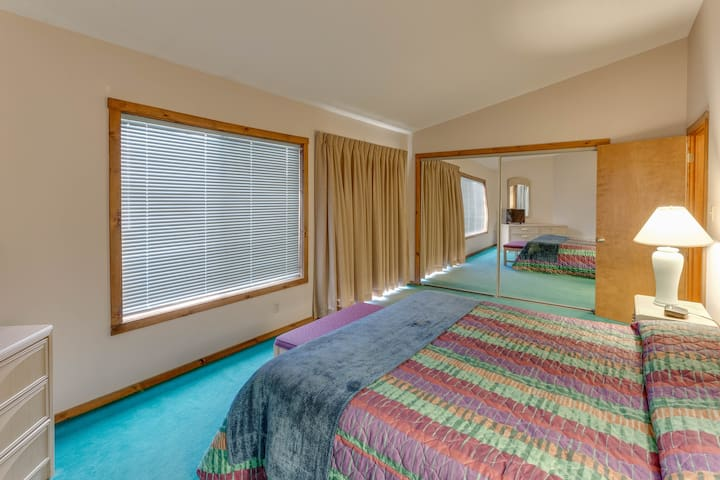 Bedroom One - Chalet High Resort