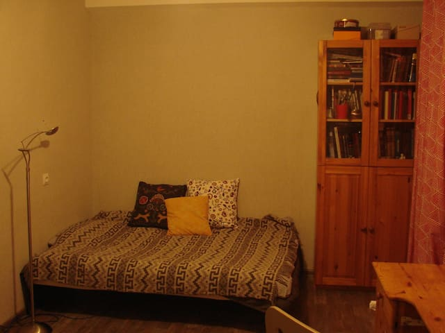 Cozy apart. with all amenities 5m from the metro