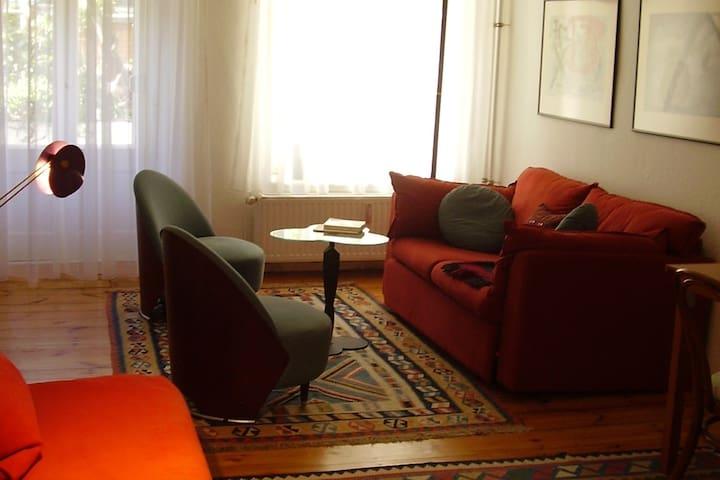 Gut leben in Berlin/Wilmersdorf, 2,5-Zimmer