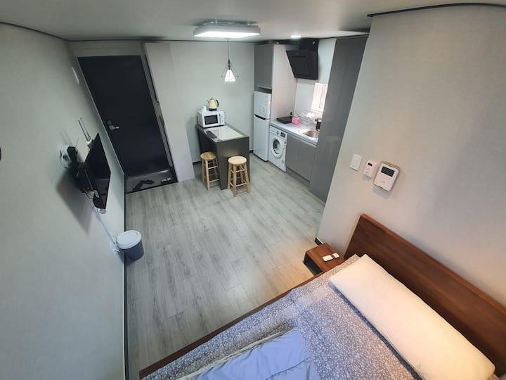 [힐링201!] New open! 독립된 공간! 화장실,주방 개별!