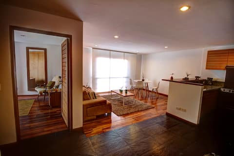 Best suite to stay in Cumbaya! safe and calm!