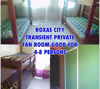 Private Room in roxas city